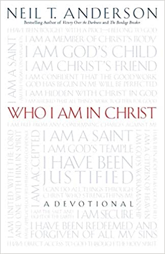 Who I Am in Christ book