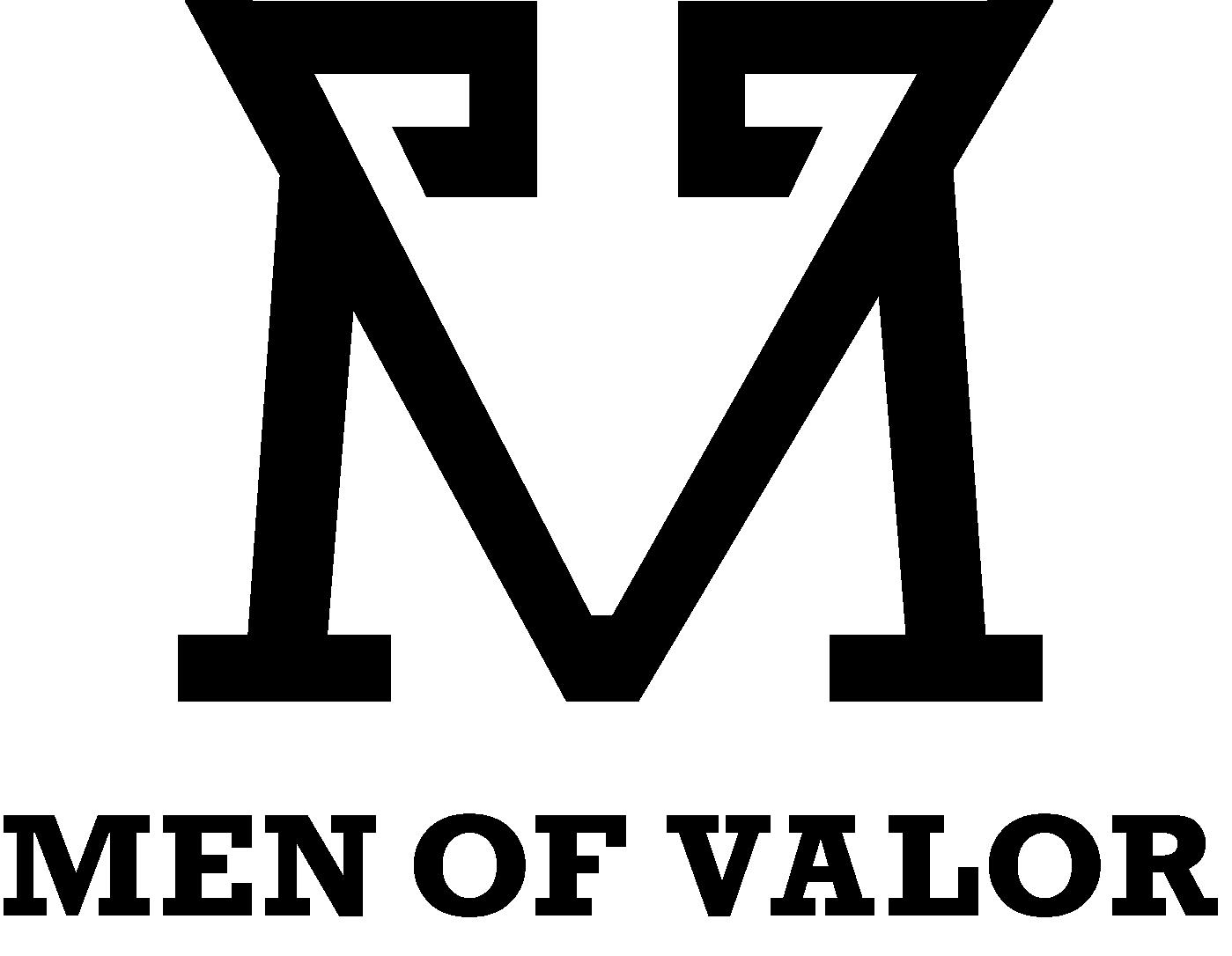 Men of Valor - Logo