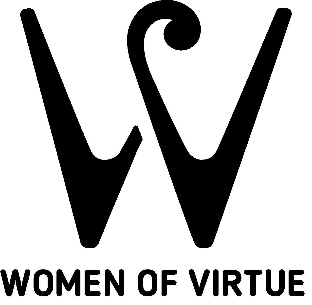 Women of Virtue Logo