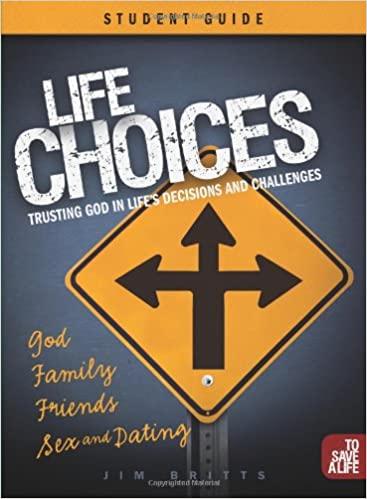 Life choices Jim Britts
